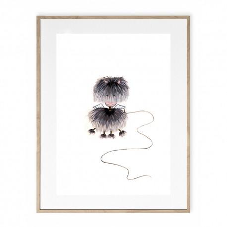 Art print - Dust Sheep